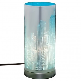 LAMPE CYLINDRE TOUCH NYC