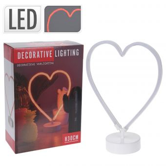 DECO LED COEUR